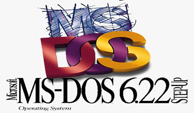 Операционная система MS-DOS 6.22 .