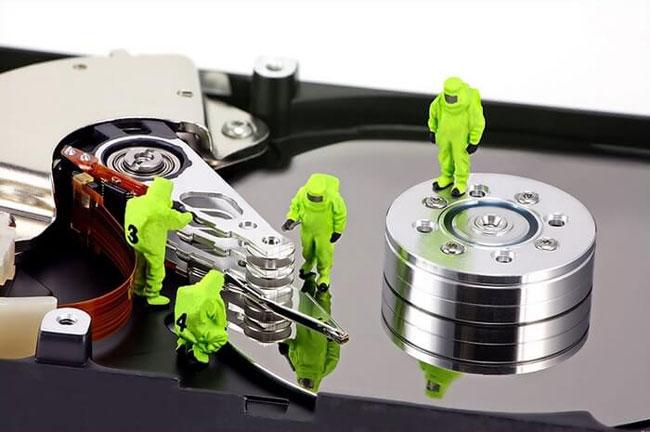 Разбивка жесткого диска на разделы - теория.
