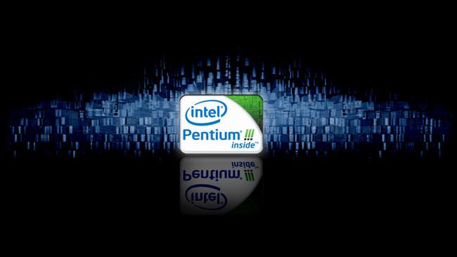 Старое компьютерное железо - Pentium III