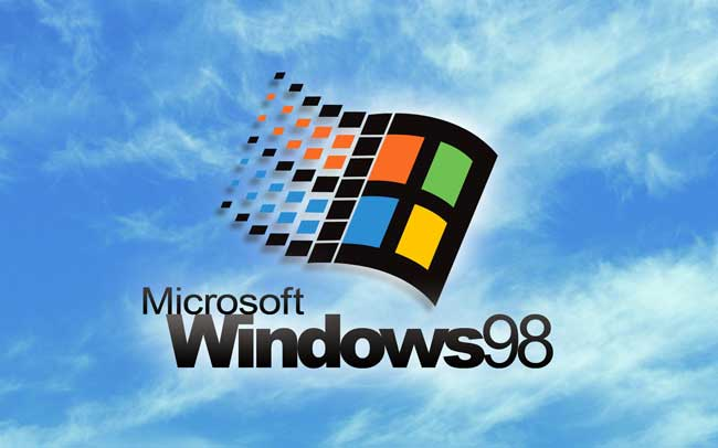 Установка Windows 98 .