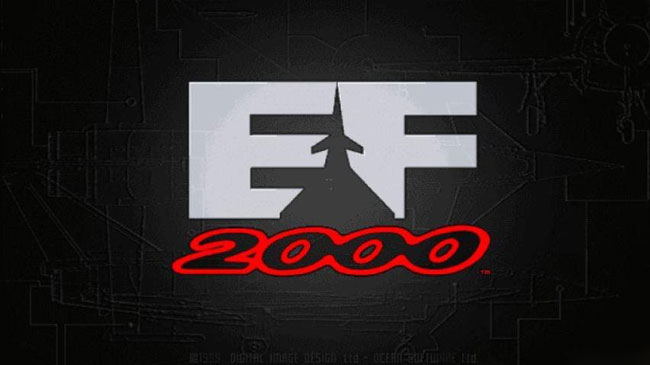 Eurofighter Typhoon 2000 (EF-2000) для 3Dfx VooDoo.