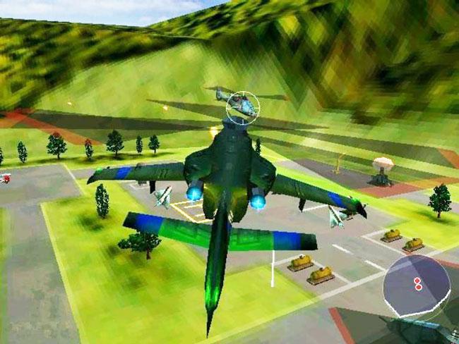 Extreme Assault - игра симулятор вертолета.