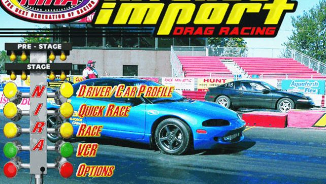Nira: Intense Import Drag Racing 1999 года.