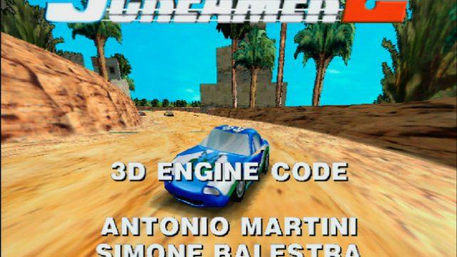 Screamer 2 входит в лучшие гоночные игры MS-DOS.