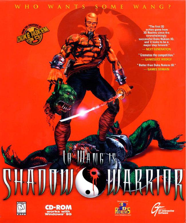 Игра Shadow Warrior 1997 года.
