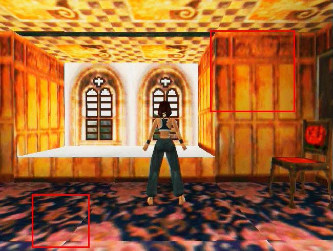 Tomb Raider 1996 3Dfx.