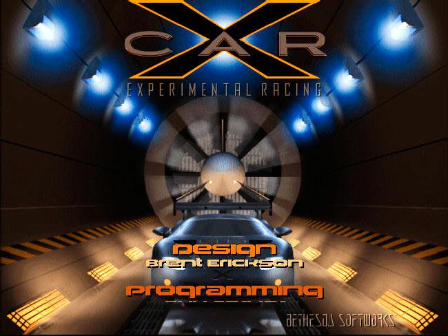 Старые игры на пк - XCar 1997.